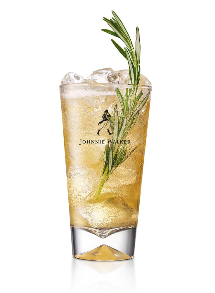 9 Johnnie Walker Highball
