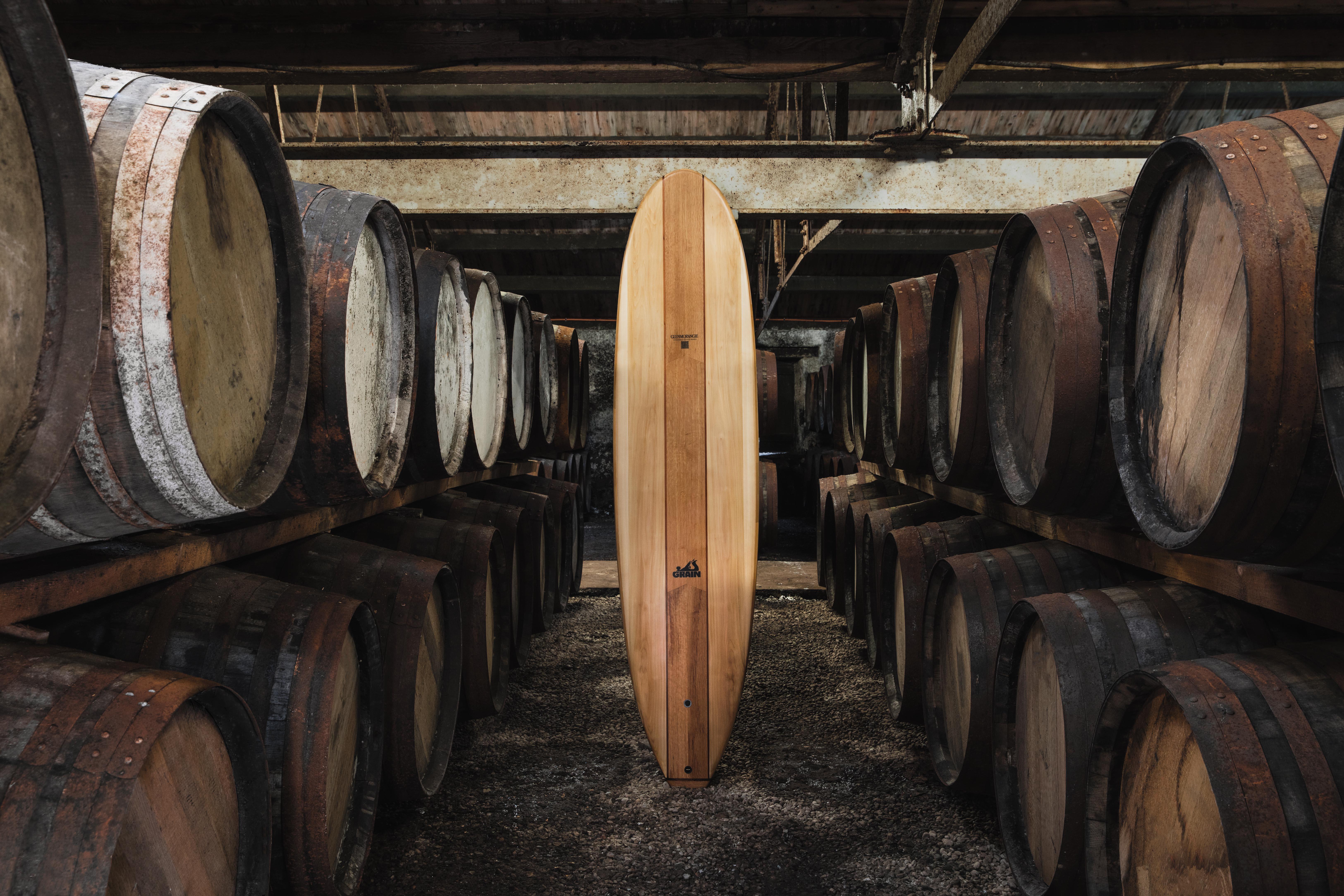 *Board & Barrels