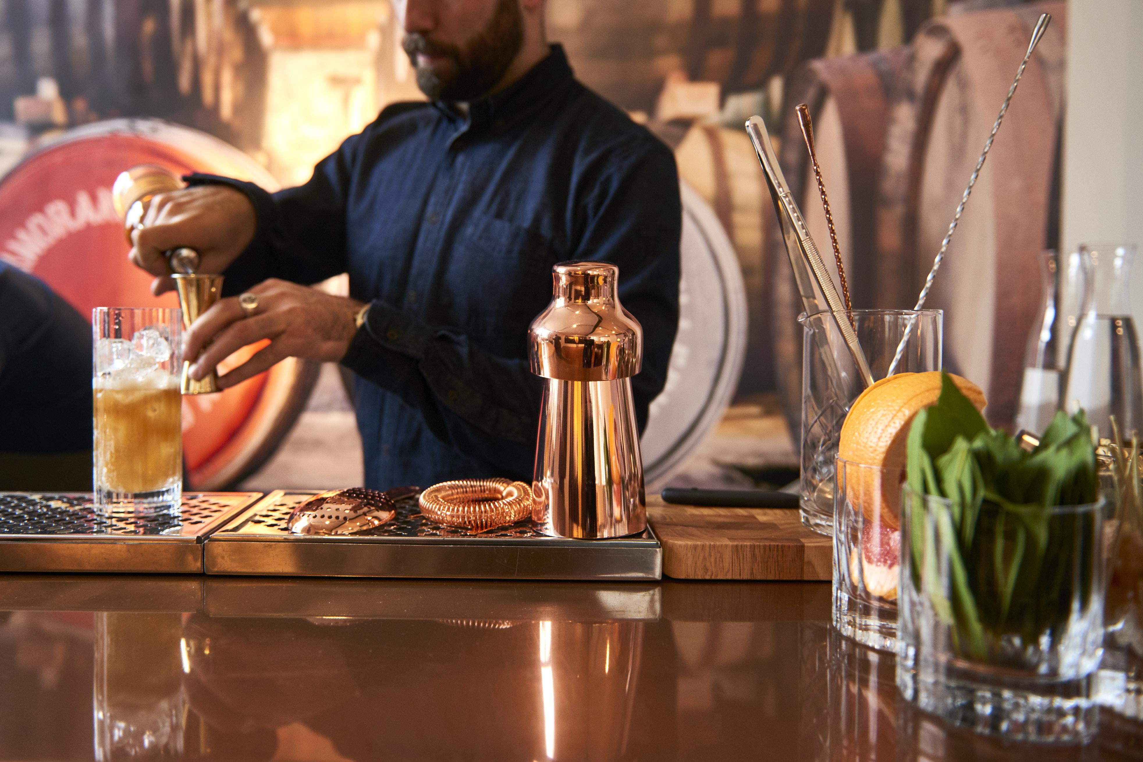 *Liam Copper bar kit