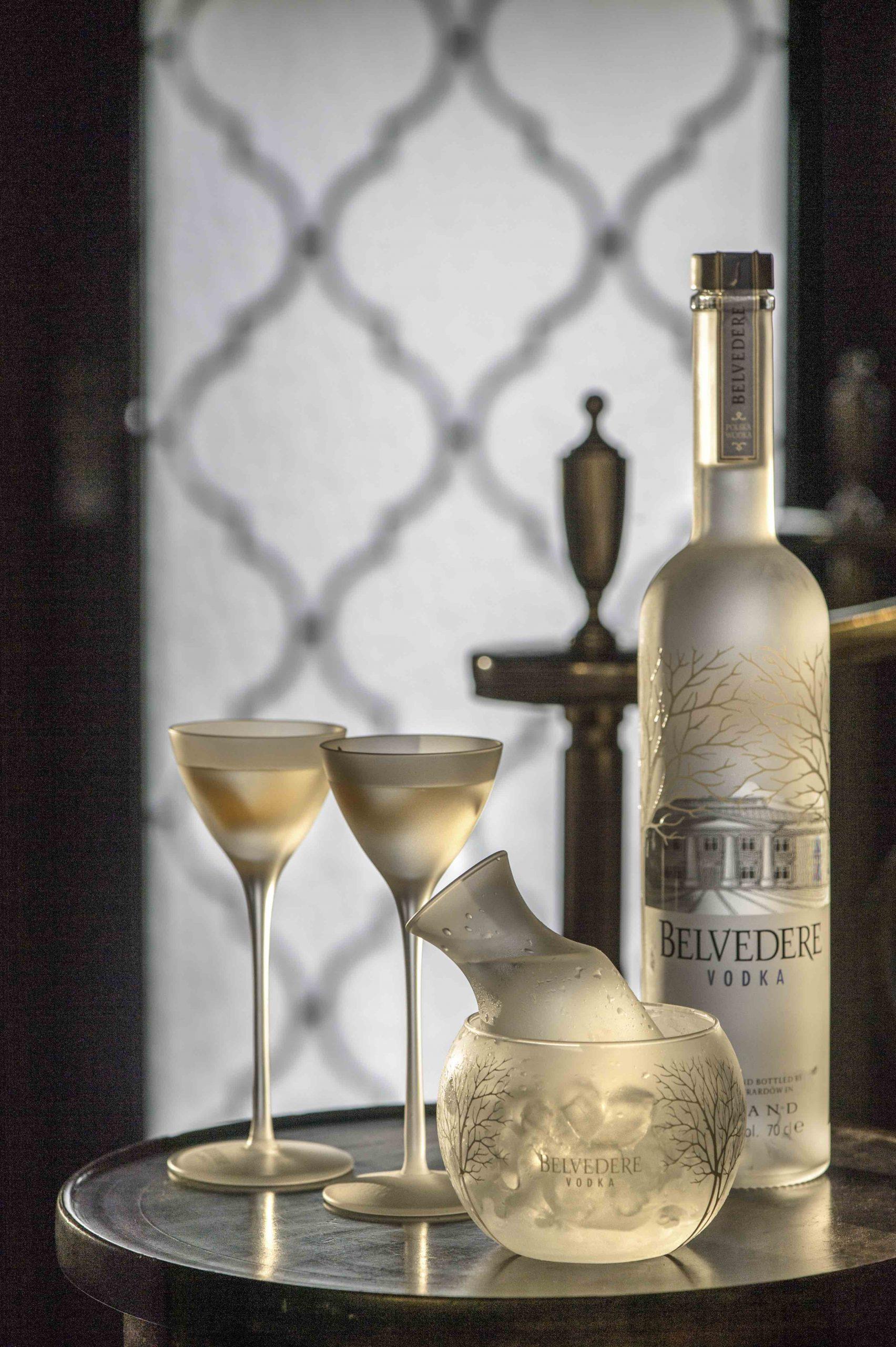 Belvedere Martini